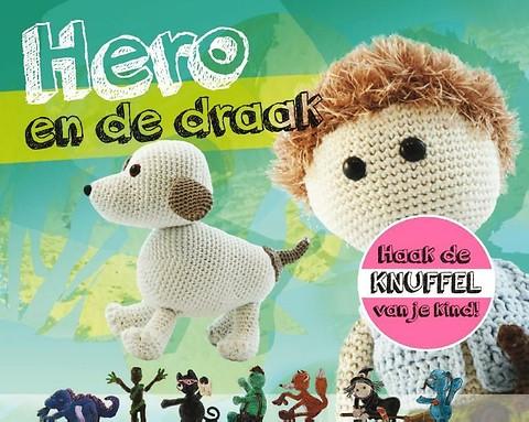 Hero En De Draak Door Mr Cey Oscar De Bruijn Paperback