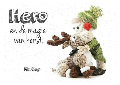 Hero En De Magie Van Kerst Door Mr Cey Paperback Managementboeknl