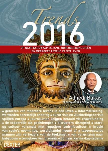Adjiedj bakas managementboek trends 2016 fandeluxe Images