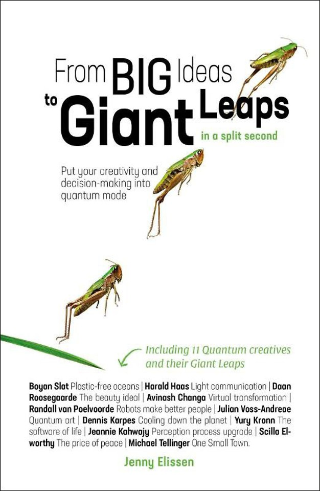 From Big Ideas to Giant Leaps - in a split second