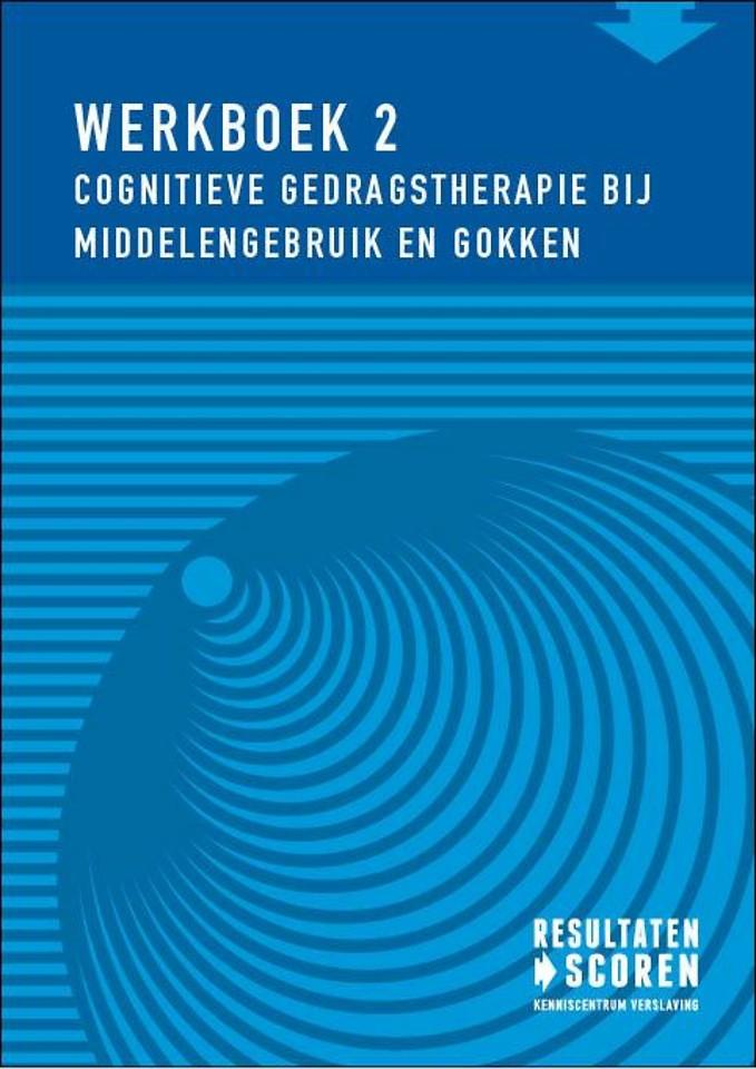 Wernoek 2: Cognitieve gedragstherapie bij middelengebruik en gokken: Set 4 exemplaren