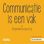 Communicatie is een vak