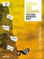 Lean Six Sigma oefenboek voor Yellow Belt & Orange Belt