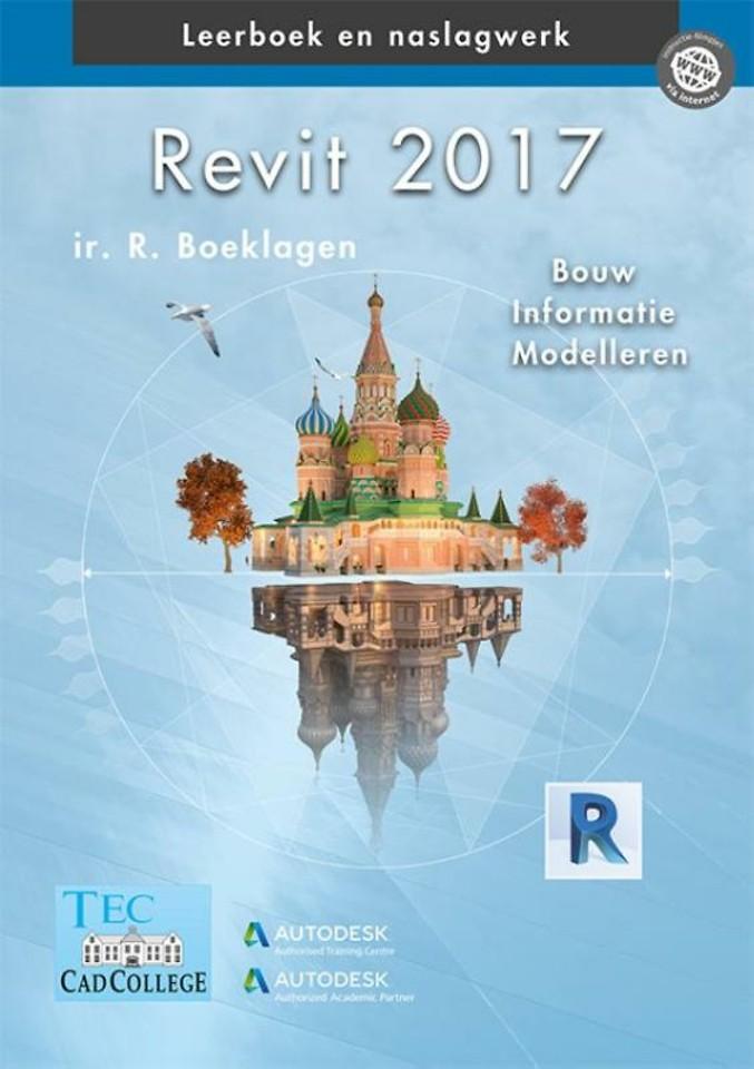 Leerboek en naslagwerk Revit 2017