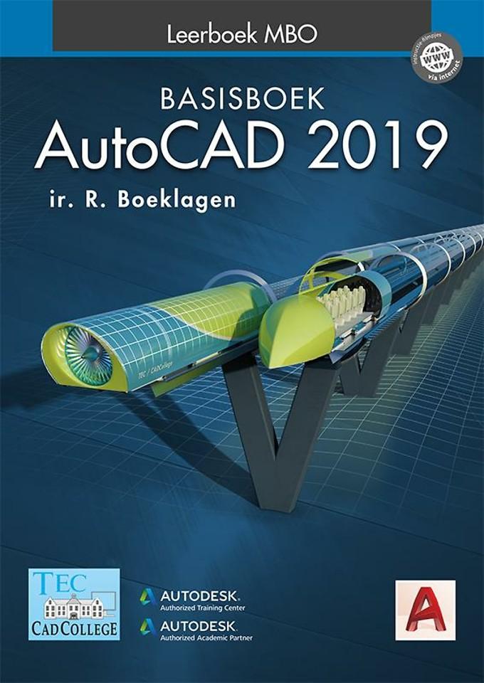 AutoCAD 2019 Basisboek