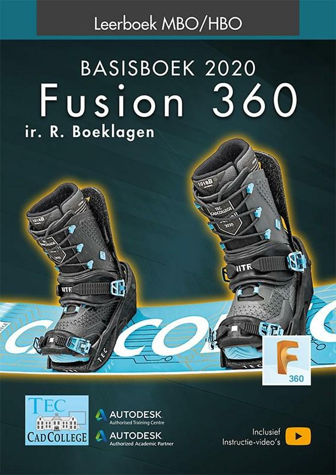 Basisboek 2020 - Fusion 360