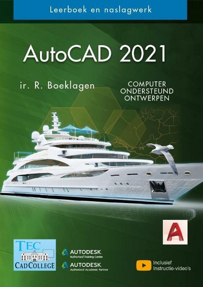 AutoCAD 2021 - Computer Ondersteund Ontwerpen