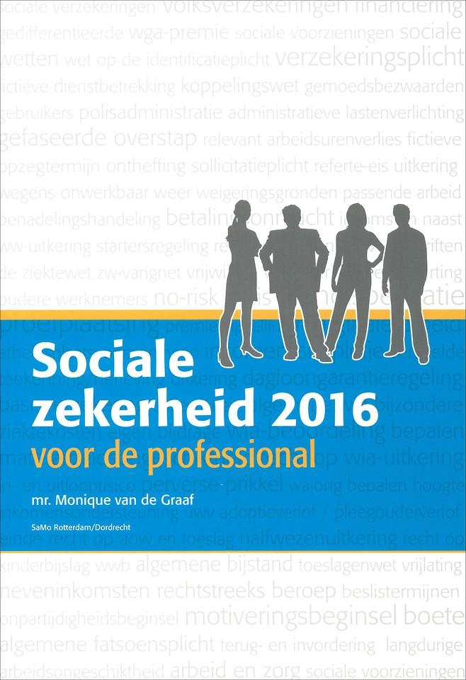 Sociale zekerheid 2016 voor de professional