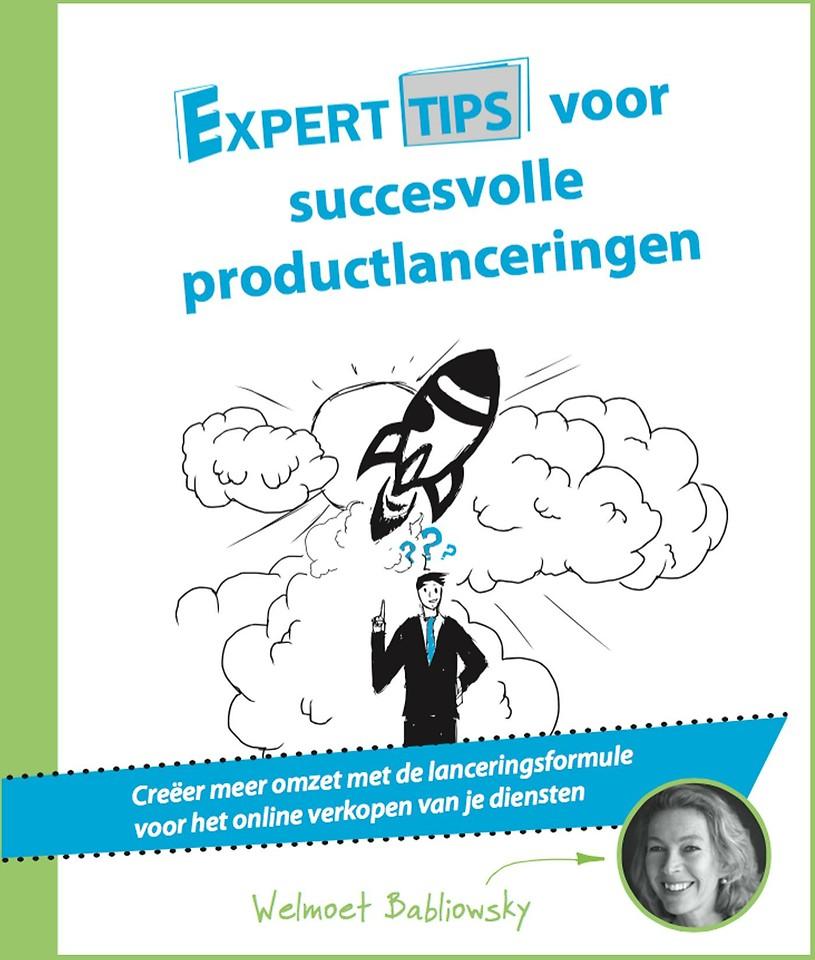 Experttips voor succesvolle productlanceringen