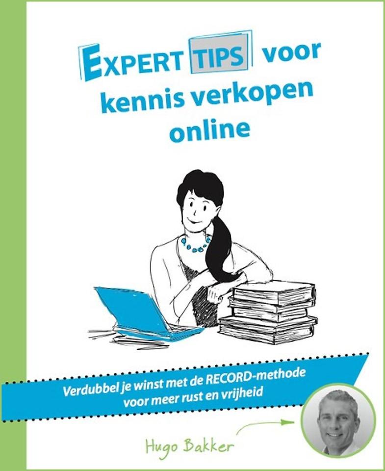Experttips voor kennis verkopen online