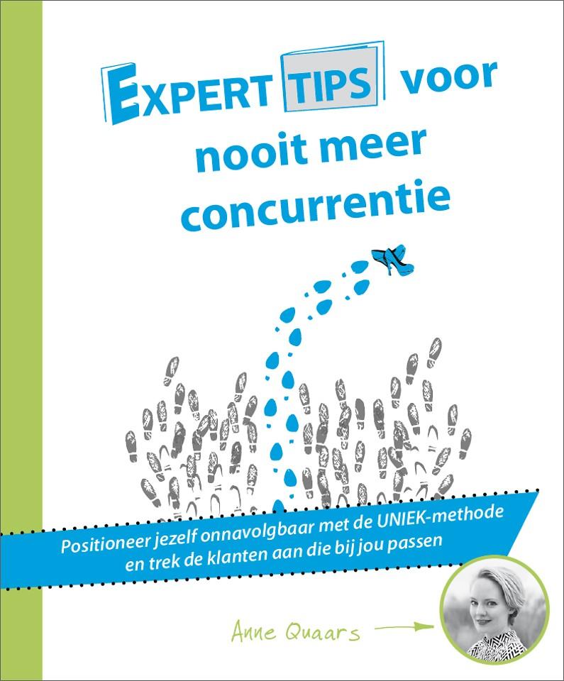 Experttips voor nooit meer concurrentie