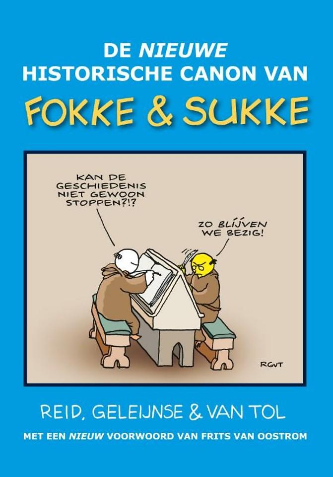 De nieuwe historische canon van Fokke & Sukke