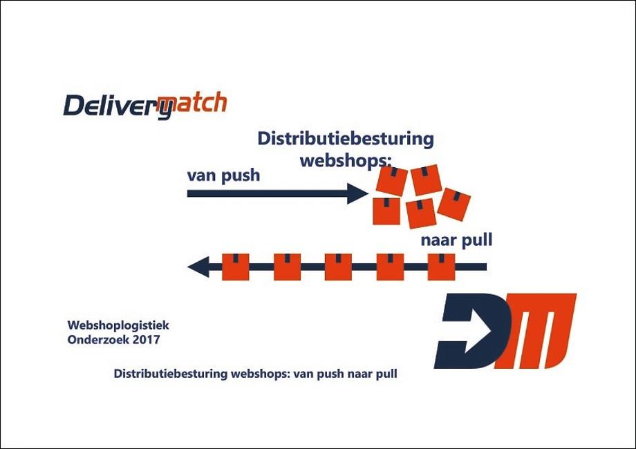 Distributie besturing webshops: van push naar pull