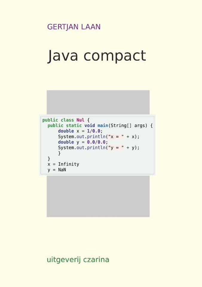 Java Compact