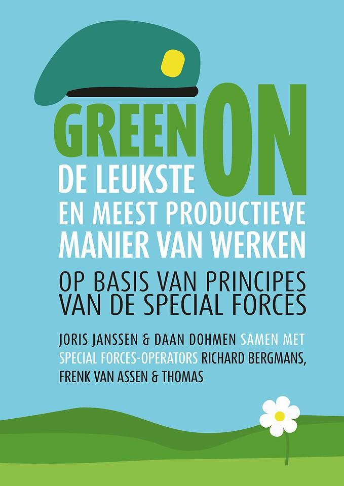 Green on - De leukste en meest productieve manier van werken