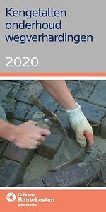 Kengetallen onderhoud wegverharding - 2020