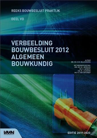 Verbeelding Bouwbesluit 2012 Algemeen Bouwkundig 2019-2020