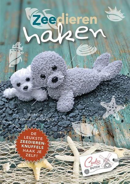 Zeedieren Haken Door Stefanie Trouwborst Wijers Paperback