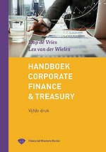 Handboek Corporate Finance & Treasury - 5e druk