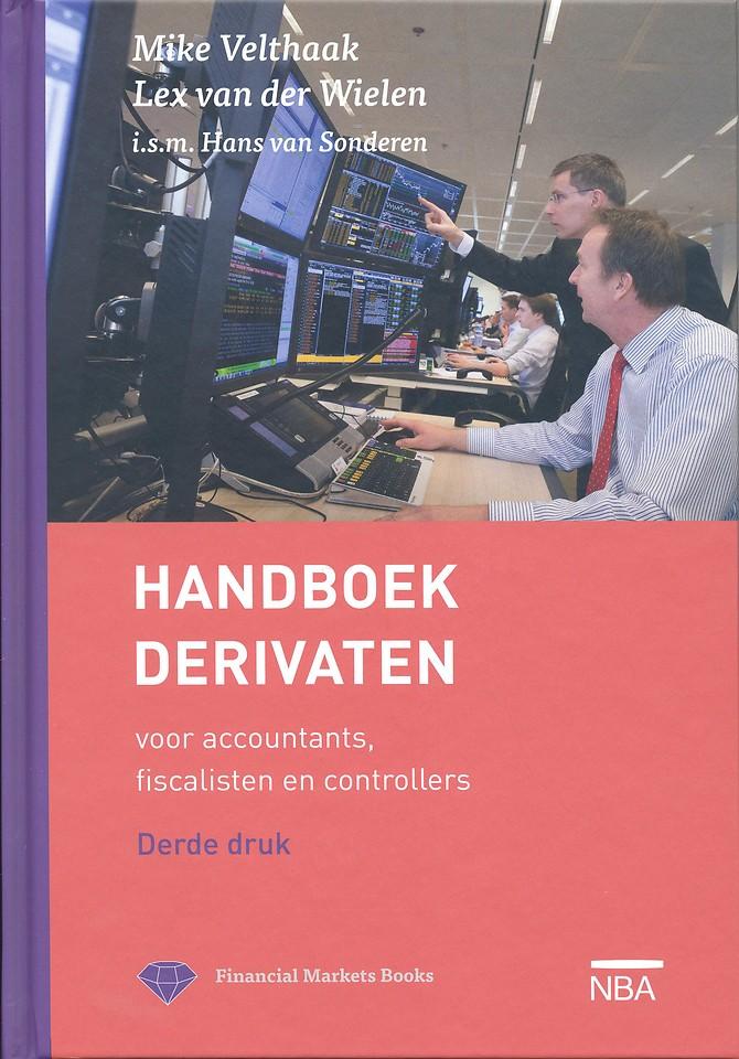 Handboek derivaten voor accountant, fiscalisten en controllers