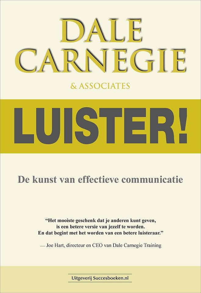 Luister! - De kunst van effectieve communicatie