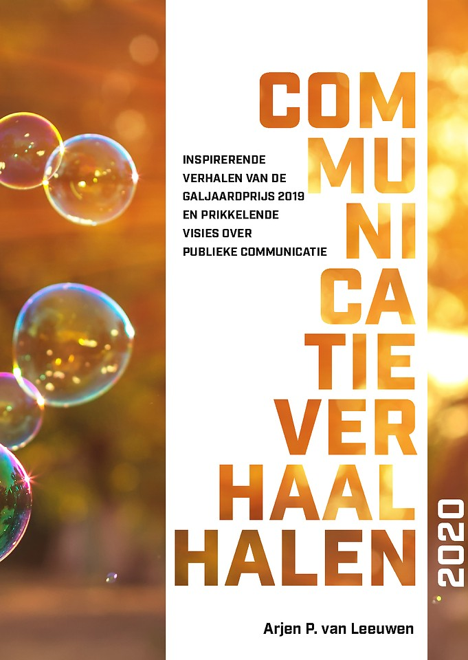 Communicatieverhaal halen 2020