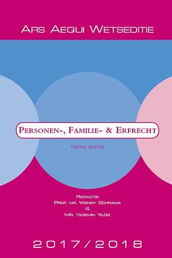 Personen-, familie- en erfrecht 2017/2018