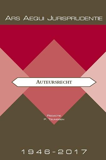 Jurisprudentie Auteursrecht 1946-2017