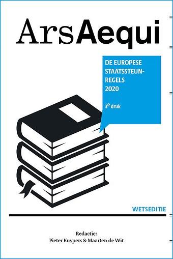 Europese staatssteunregels 2020