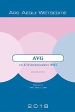 AVG & uitvoeringswet AVG 2018
