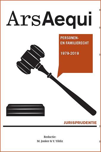 Jurisprudentie Personen- en familierecht 1979-2019