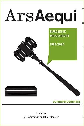 Jurisprudentie Burgerlijk Procesrecht