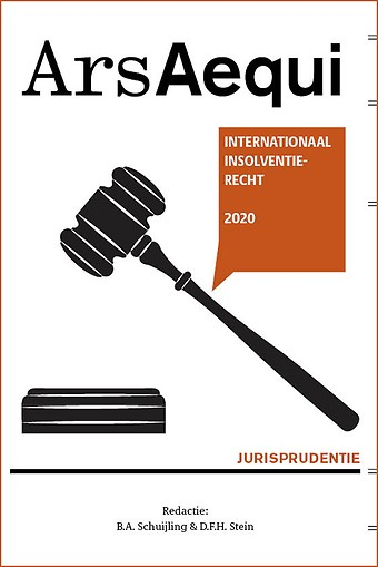 Jurisprudentie Internationaal Insolventierecht 2020