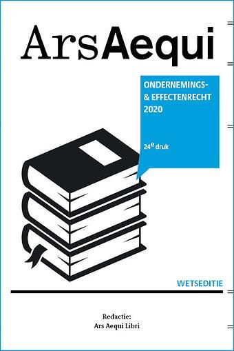 Ondernemings- en effectenrecht 2020