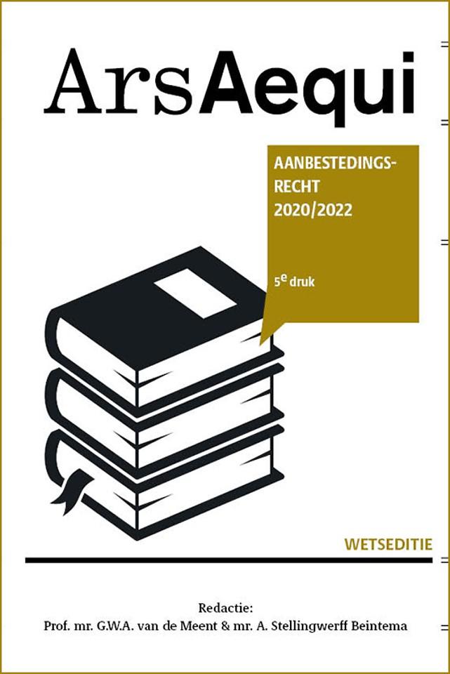 Aanbestedingsrecht 2020-2022