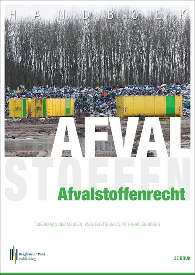 Handboek afvalstoffenrecht