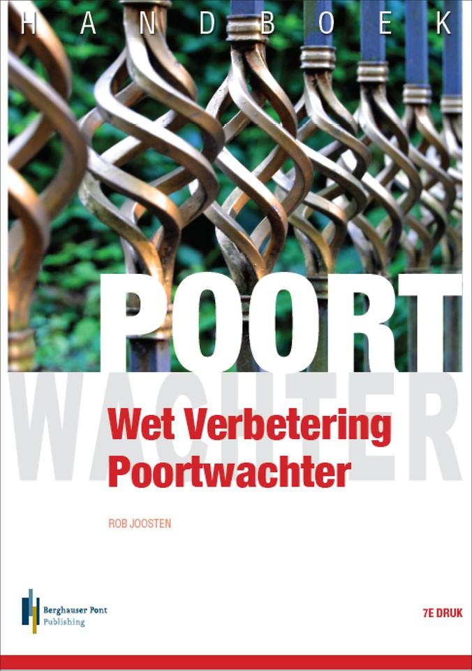 Handboek Wet Verbetering Poortwachter