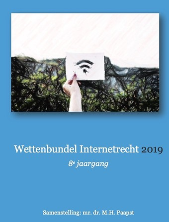 Wettenbundel Internetrecht 2019