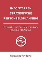 In 10 stappen strategische personeelsplanning