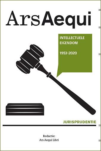 Jurisprudentie Intellectuele Eigendom 1953-2020