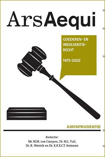 Jurisprudentie Goederen- en insolventierecht 1975-2020