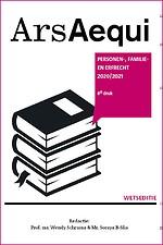 Personen-, Familie- & Erfrecht 2020/2021