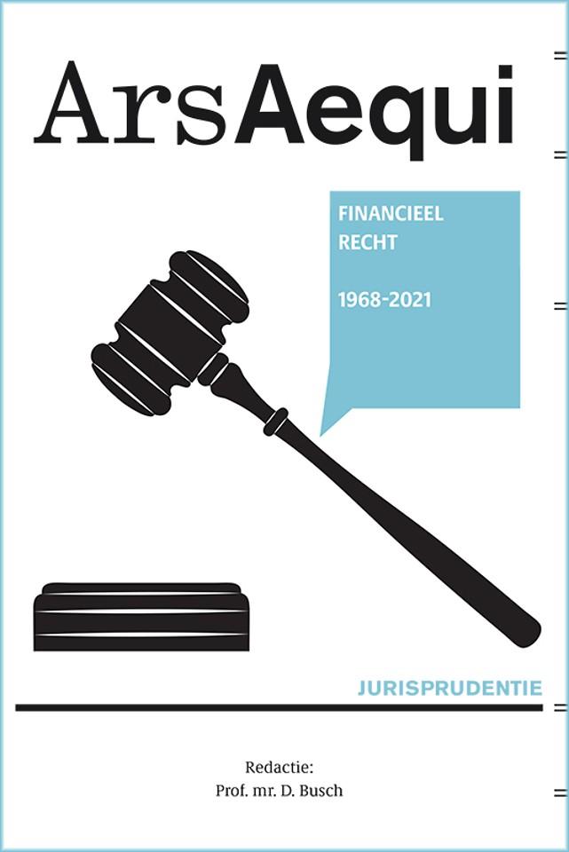 Jurisprudentie Financieel recht 1968-2021