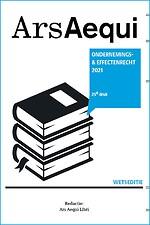 Ondernemings- en effectenrecht 2021