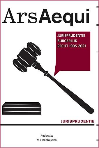 Jurisprudentie Burgerlijk recht 1905-2021