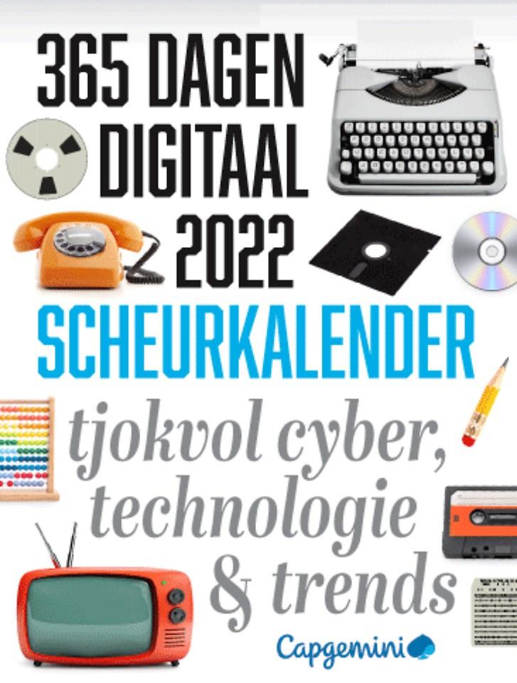 365 digitaal 2022 scheurkalender
