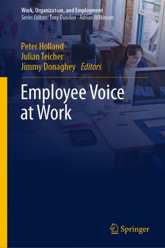 Employee Voice at Work