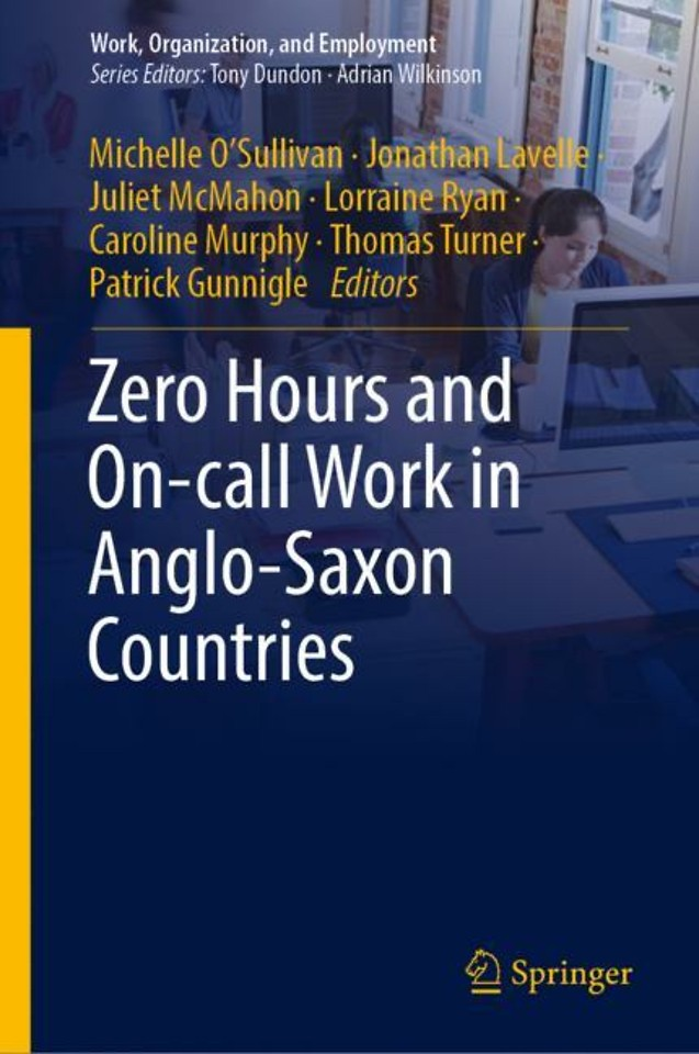 Zero Hours and On-call Work in Anglo-Saxon Countries
