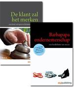 Combinatiepakket Barbapapaondernemerschap + De klant zal het merken