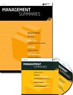 Verdraaide organisaties (Management Summaries)